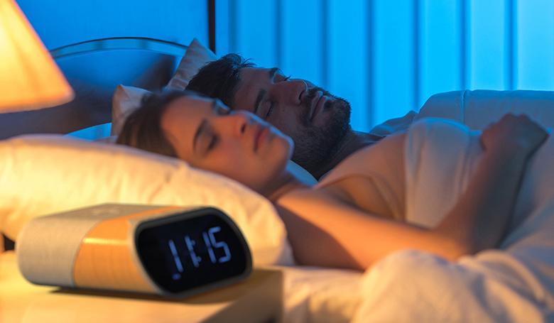 daybreak feature sleep sounds