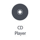 Icons – CD Player