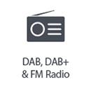 Icons – DAB-DAB+-FM